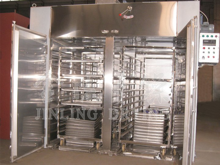 GMP/CT-C Hot-Air Circulating Tray Dryer
